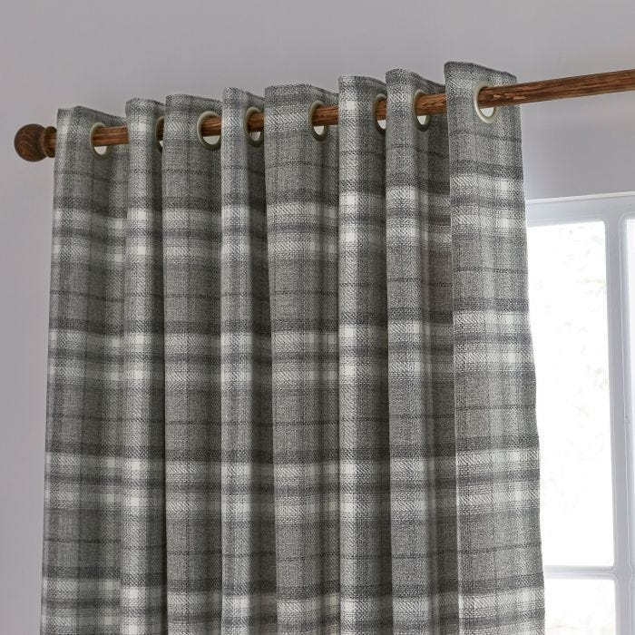 Harriet Curtains Charcoal
