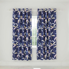 Viva Curtains Navy