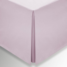 50/50 Plain Dye Percale Valance Fondant