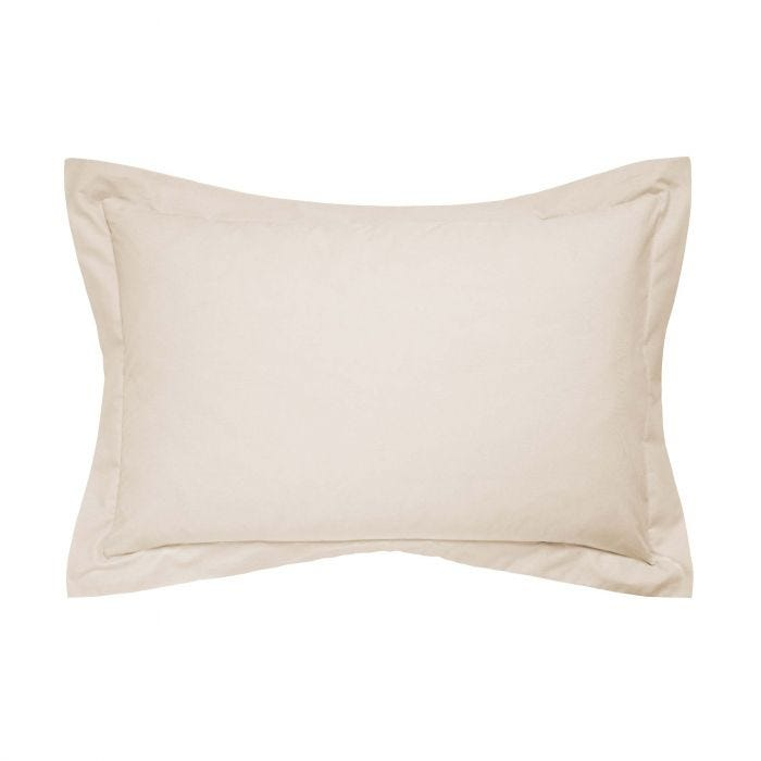 Oxford Style Pillowcase in Linen