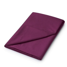 Plain Dye Percale Double Flat Sheet