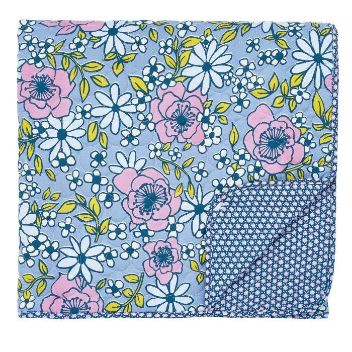 Pixie Quilted Throw