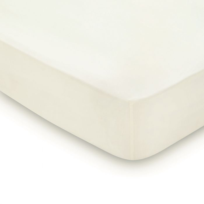600TC Egyptian Cotton Fitted Sheet, Super king