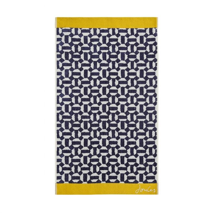 Comet Honeycomb Geo Towel