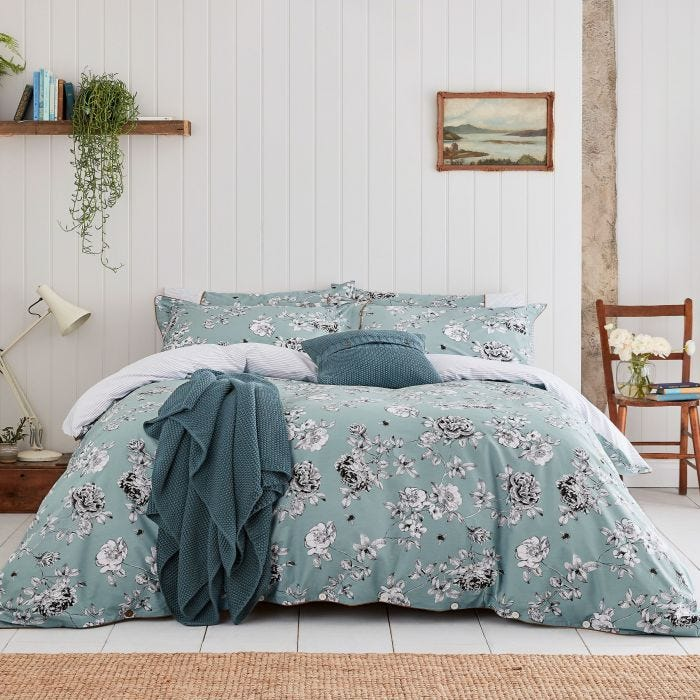 Imogen Bedding Blue by Joules