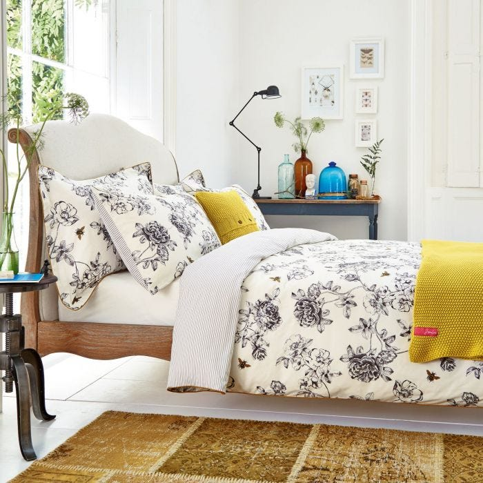 Imogen Cream Bedding.