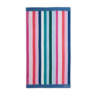 Lost Garden Stripe Multi Towels