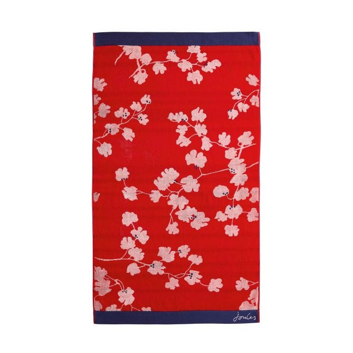 Penzance Red Towels