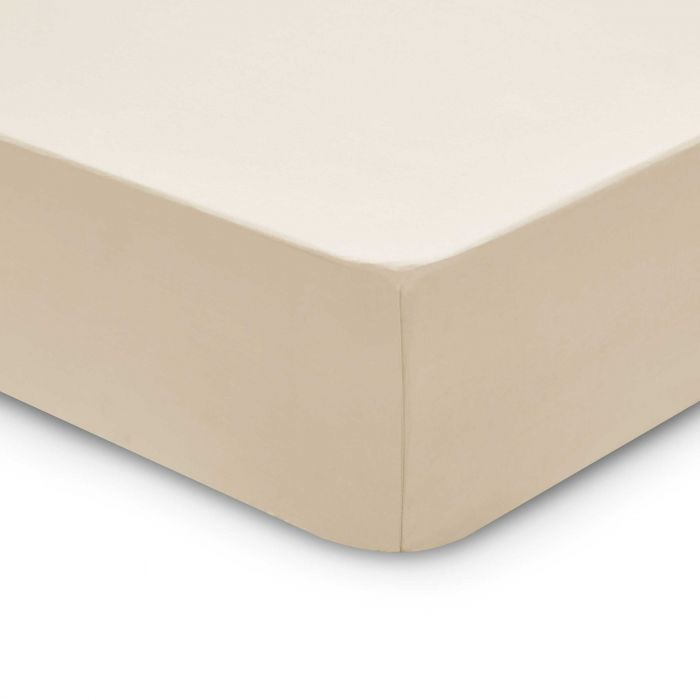 Bedeck 1951 200 Thread Count, Double Fitted Sheet, Linen