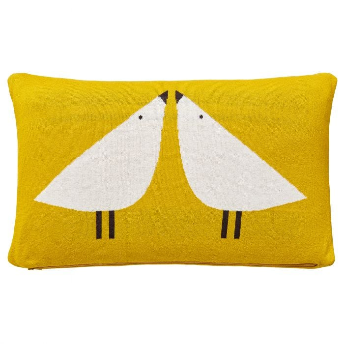 Lintu Bird Cushion