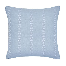 Birch Sky Blue Cushion Front