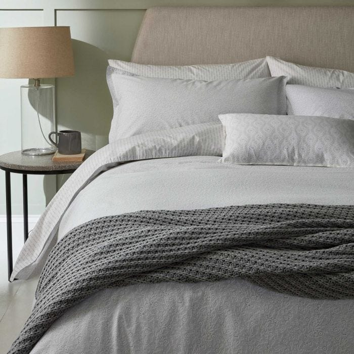 Silva Bedding Cloud Grey