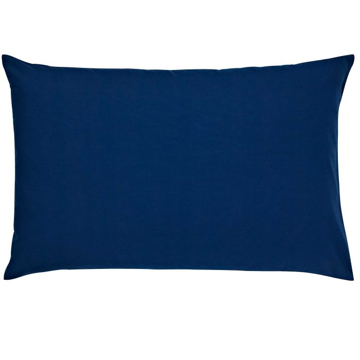 Navy Housewife Pillowcases