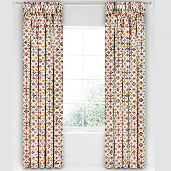 Otto Lined Curtains