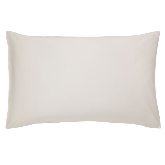 Bedeck 400 Thread Count, Housewife Pillowcase, Oyster