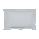 300 Thread Count Oxford Pillowcase Blue Mist