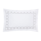 Milano Platinum Oxford Pillowcase