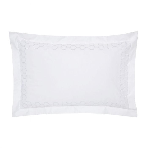 Regina White Oxford Pillowcase