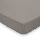 Gunmetal Plain Dye Fitted Sheet