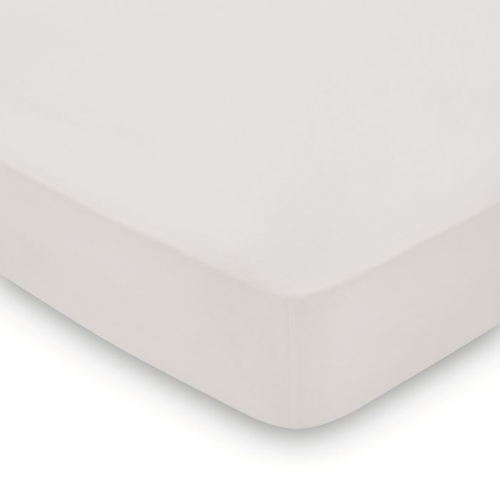 Parchment 300 Thread Count Fitted Sheet
