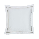 Primo Platinum Square Oxford Pillowcase.