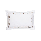 Vienne Truffle Oxford Pillowcase.