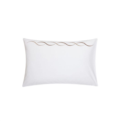 Vienne Truffle Housewife Pillowcase.