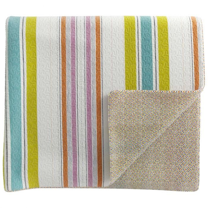 Roxy Quilted Throw
