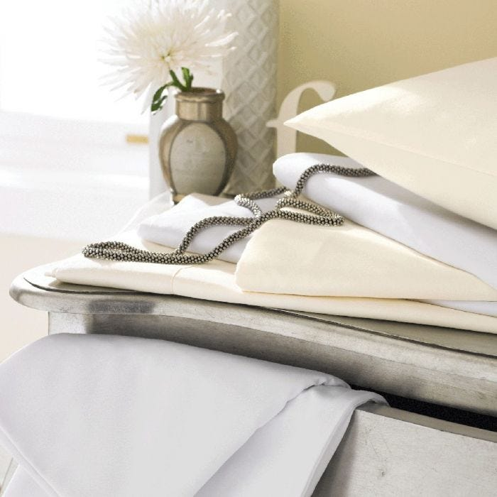 Luxury 600 Thread Count Egyptian Cotton Flat Sheets