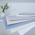 220 Thread Count Plain Dye Flat Sheets