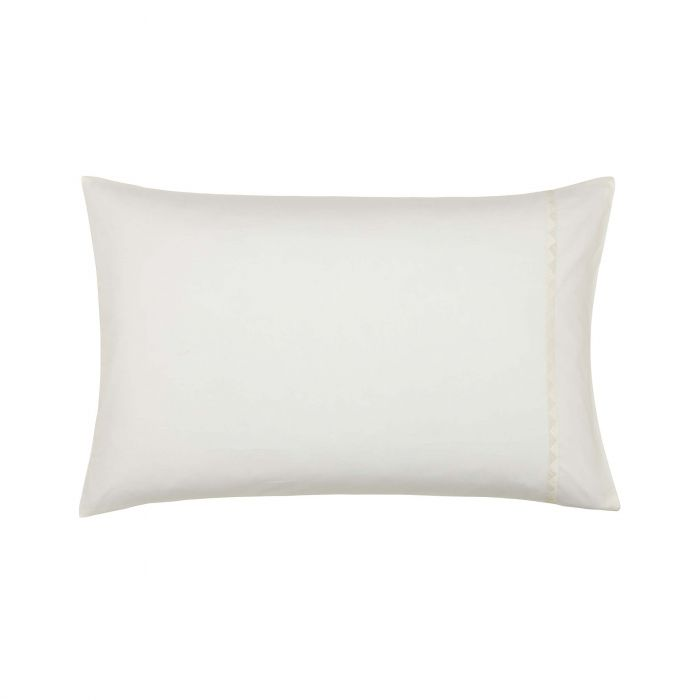 Palm House Pair of Housewife Pillowcases Botanical Green