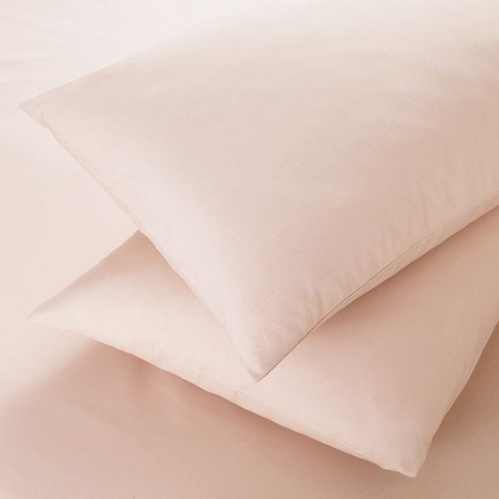 300 Thread Count Pima Cotton - Shell Pink