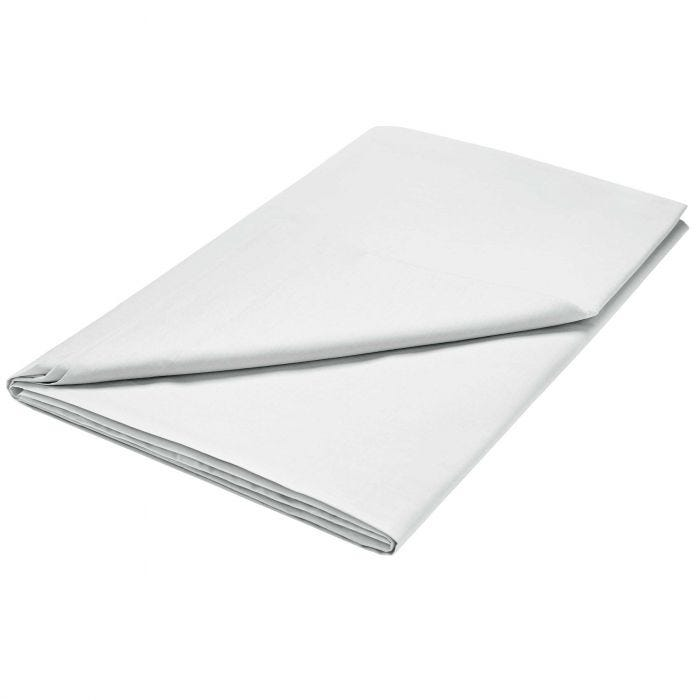 Luxury Silver Flat Sheet (Double)