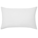 Luxury Plain Silver Pillowcase