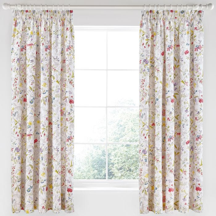 Botanica Lined Curtains