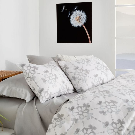 Lotus Grey Bedding