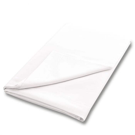 Bedeck 400 Thread Count, Kingsize Flat Sheet, White