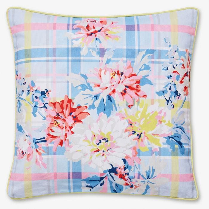 Whitstable Floral Cushion Front