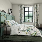 Neroli Green Floral Bedding