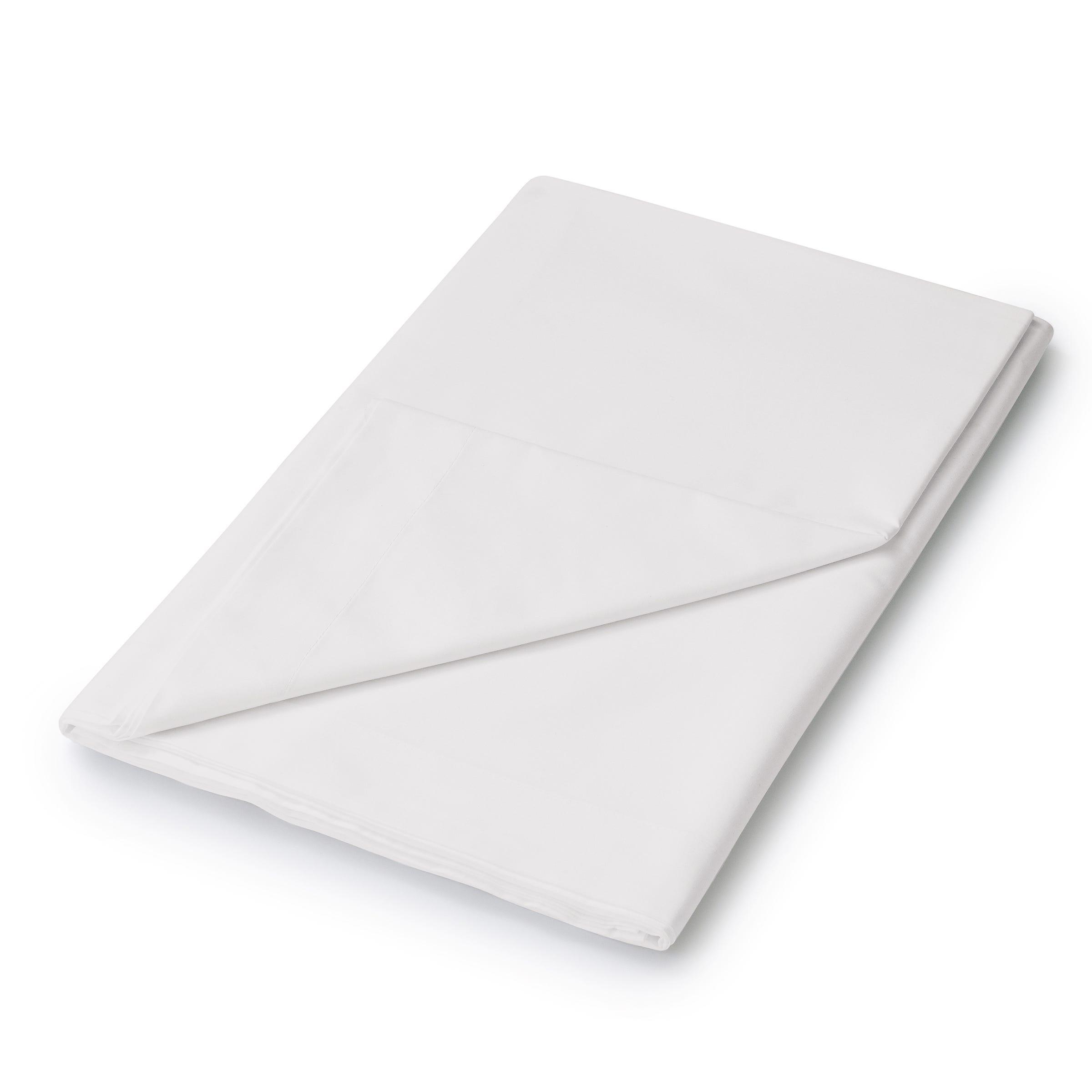 50/50 Plain Dye Percale Super Kingsize Flat Sheet, Silver