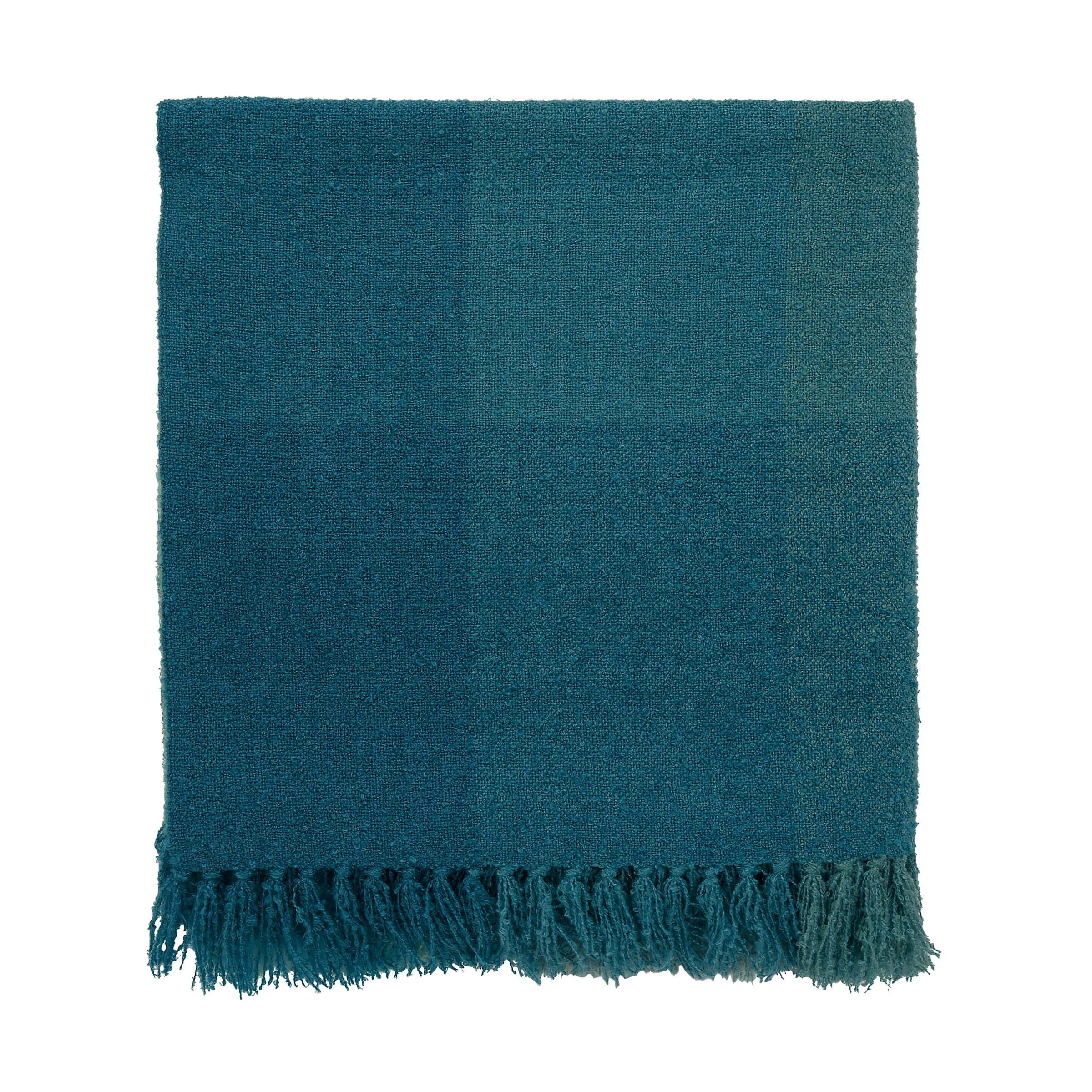 Joules Cotswold Ombre Woven Throw, Multi