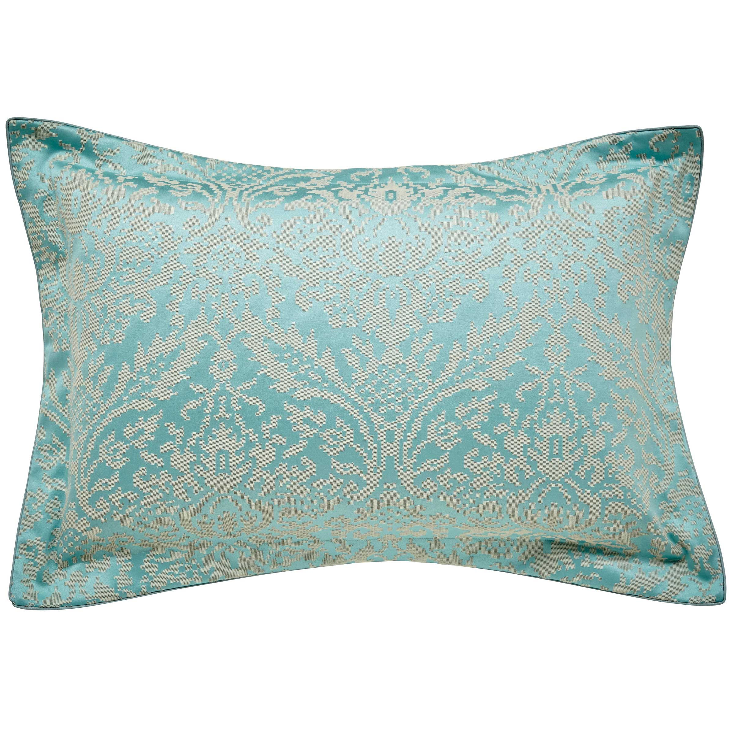 Bedeck 1951 Bedding, Loya Oxford Pillowcase (Mint)