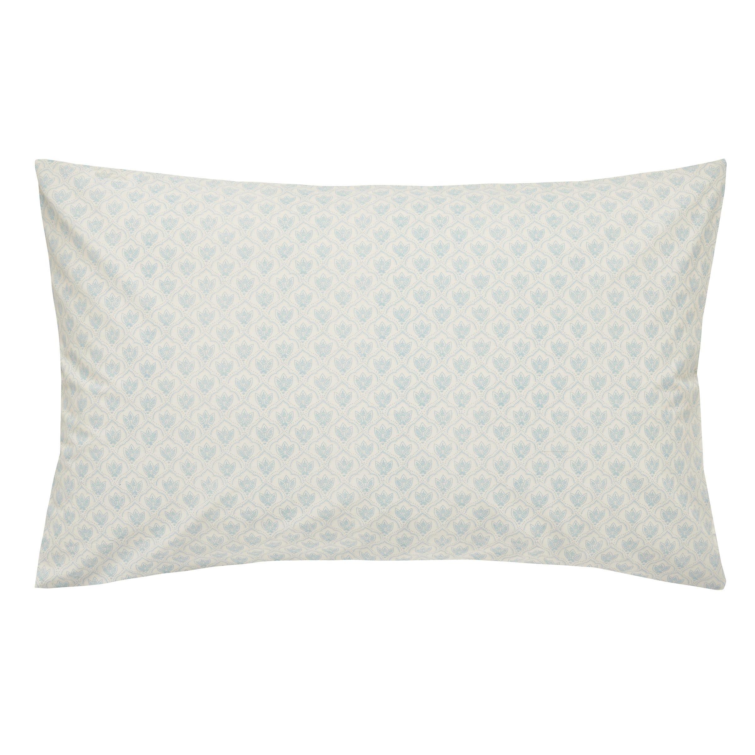 Sanderson Bedding Sita Housewife Pillowcase JadeCobalt