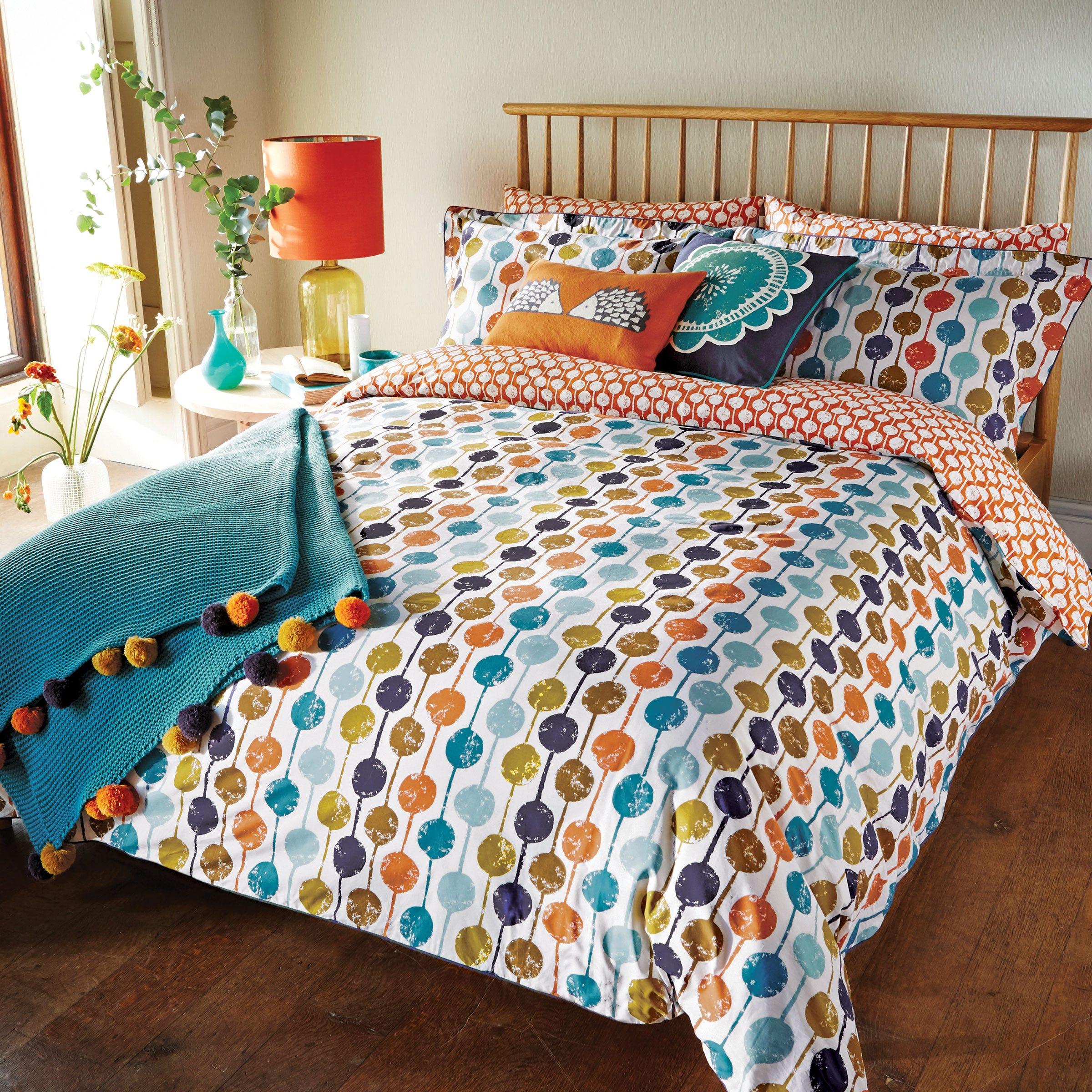 Scion Bedding Taimi Double Duvet Cover