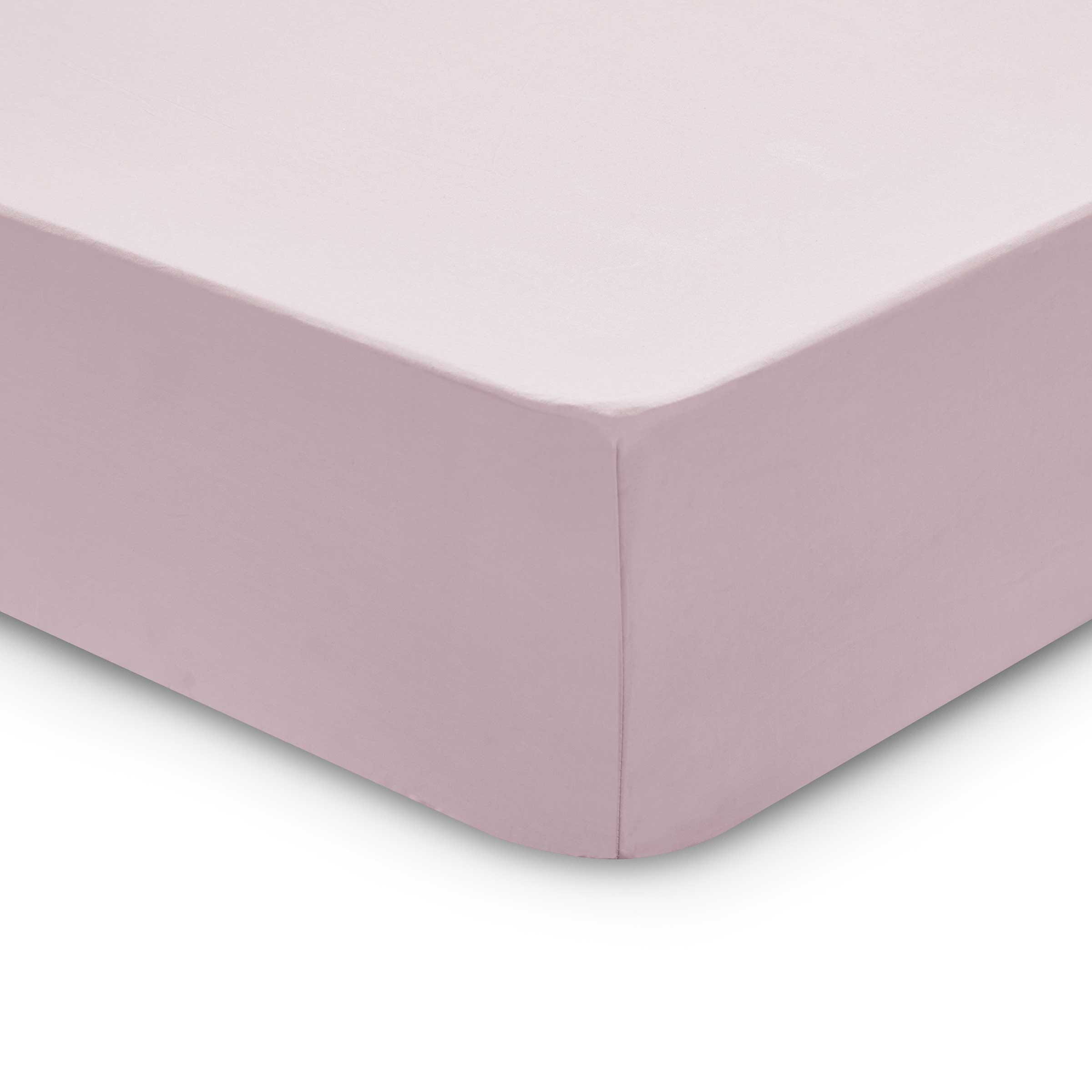Bedeck 1951 200 Thread Count, Kingsize Fitted Sheet, Thistle