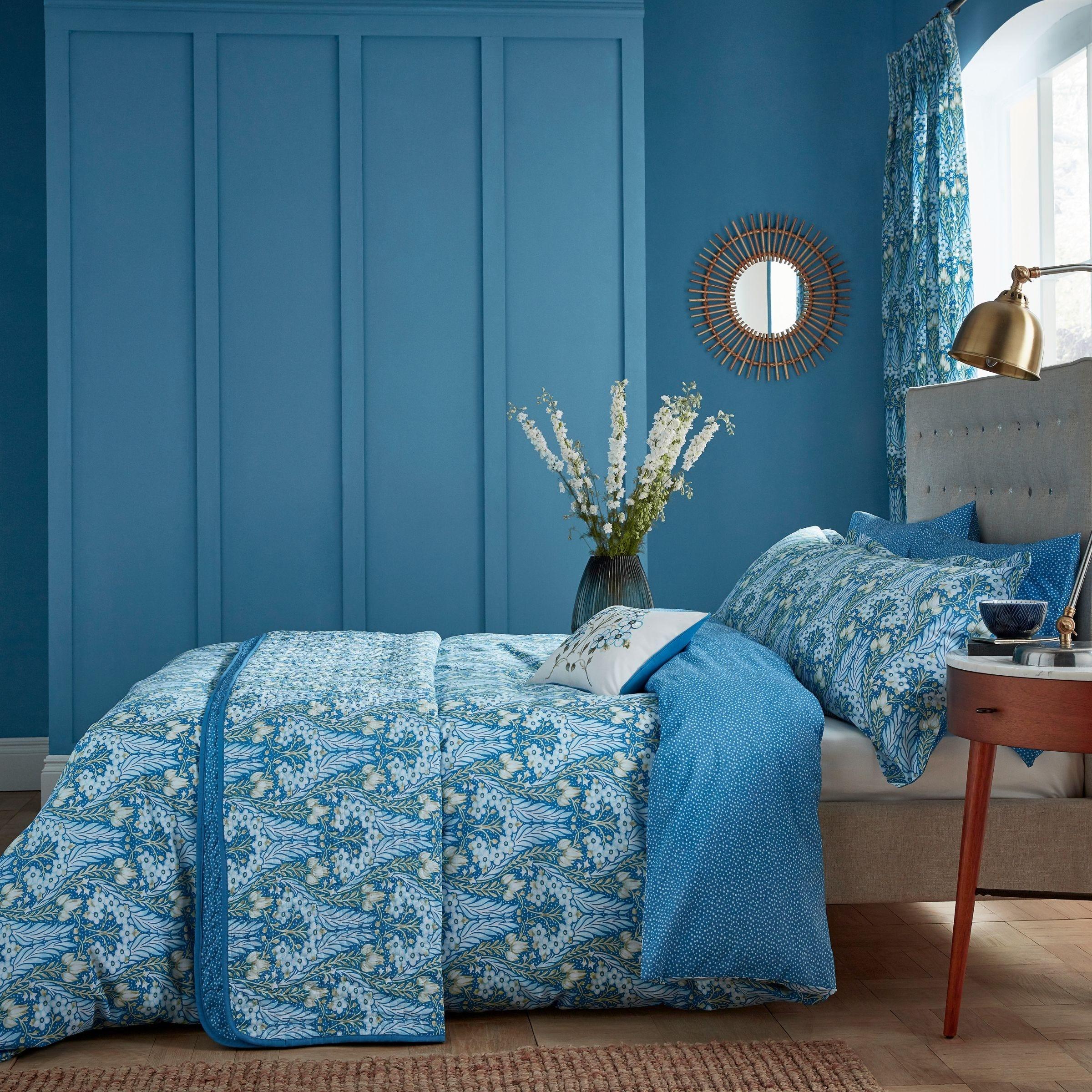Alyssum Duvet Cover Set V&A Size: Single - 1 Standard Pillowcase