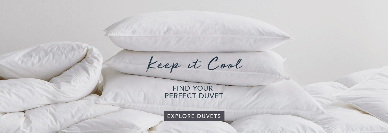 Shop Duvets