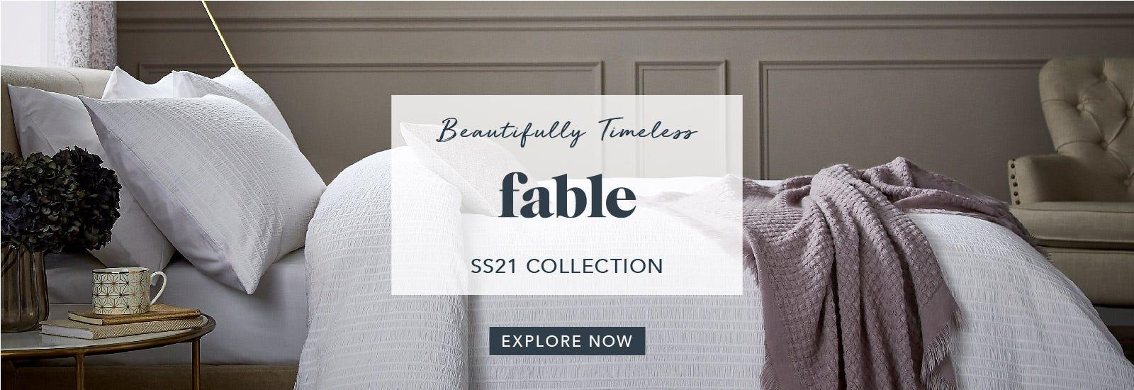 Shop Fable Bedding