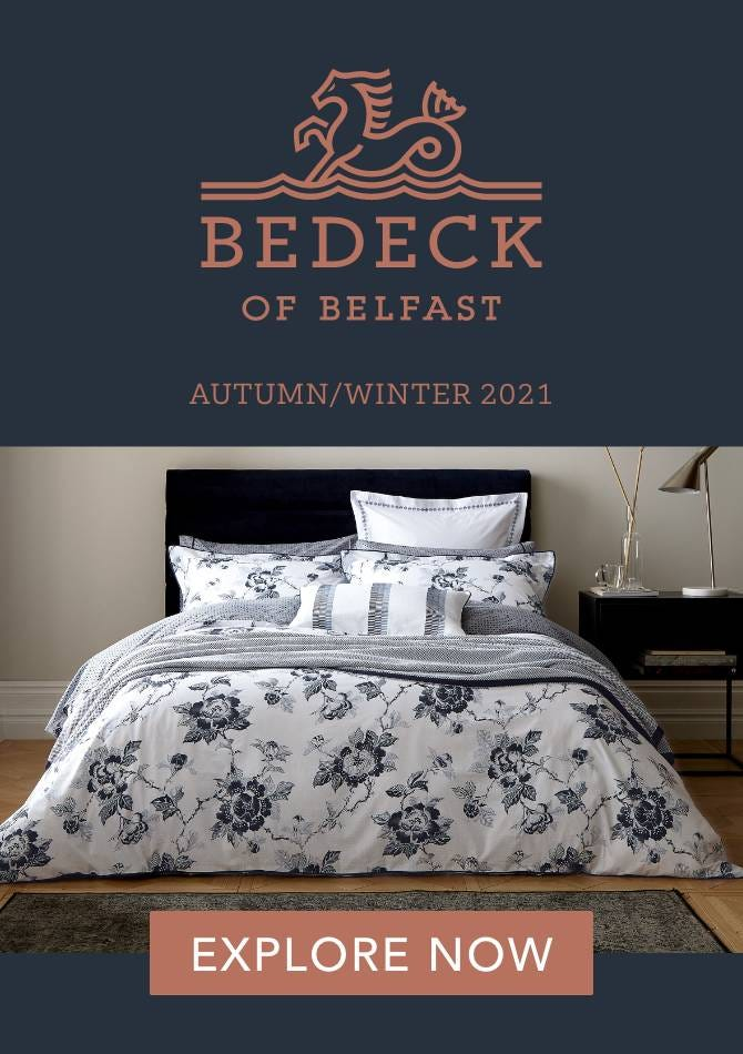 Shop Bedeck of Belfast Bedding