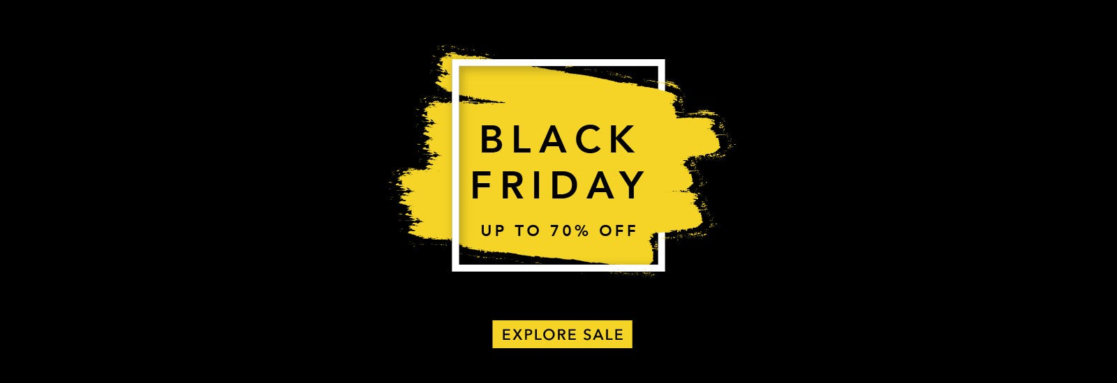 Black Friday Event 2019
